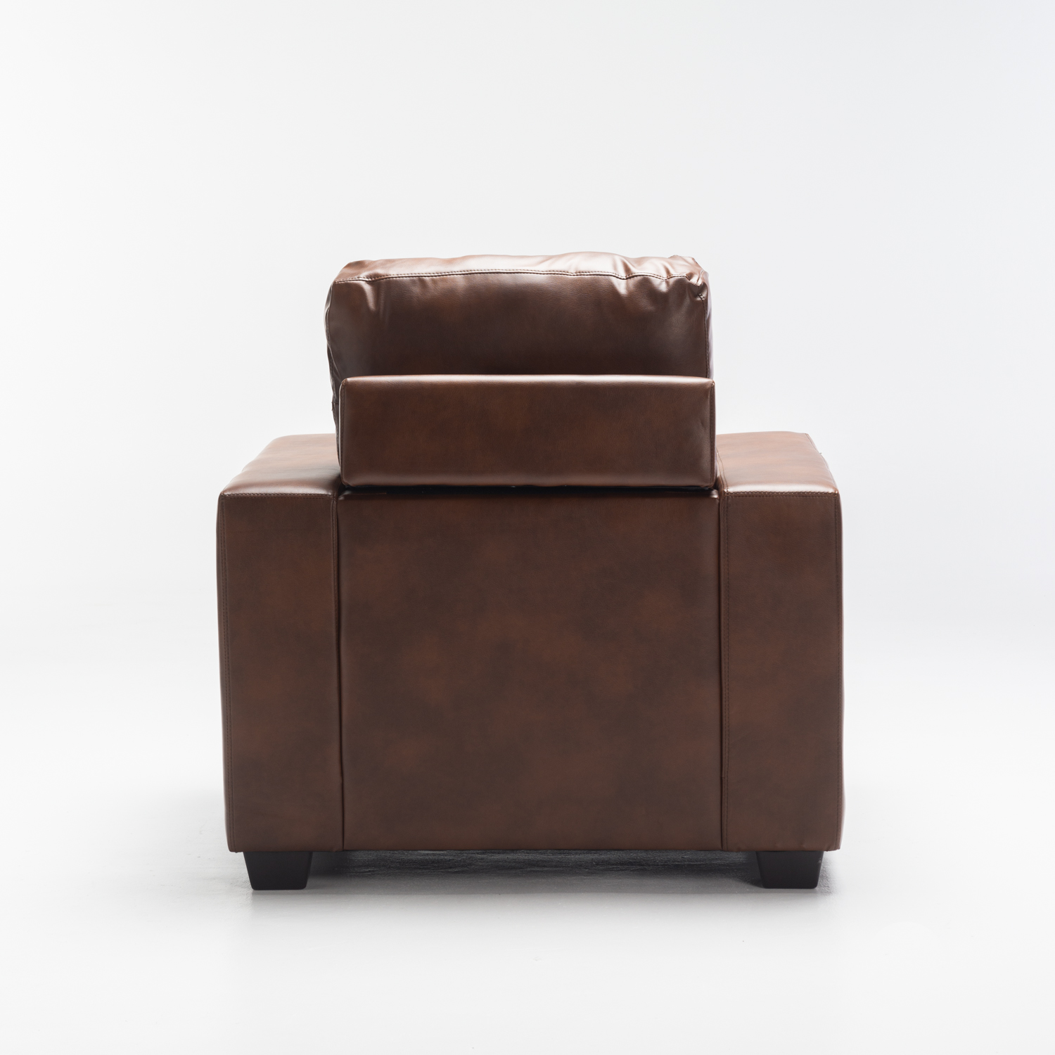 ASTRA LEATHER TOUCH ARMCHAIR