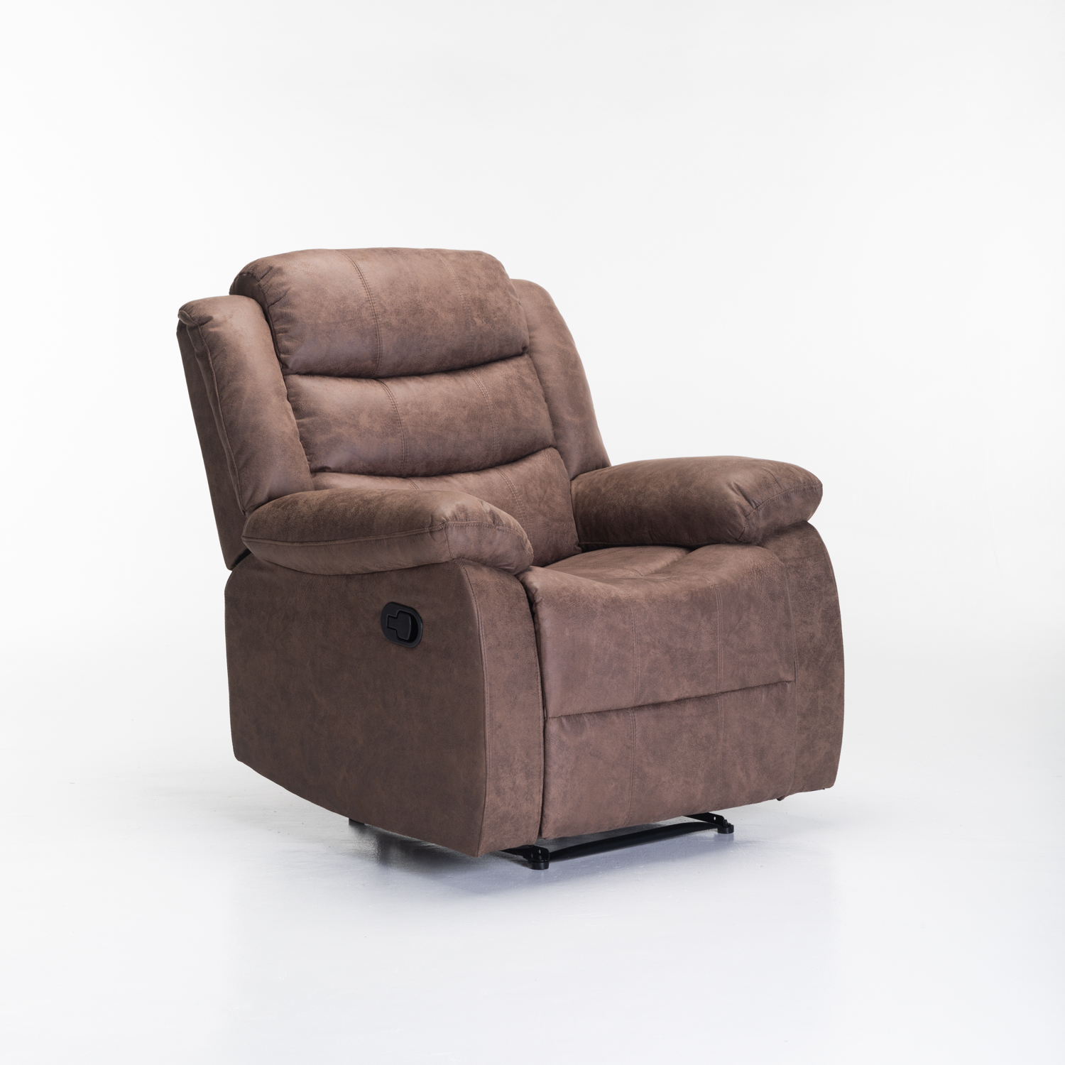Decofurn Furniture :: YUZI LUXURY FABRIC ARMCHAIR RECLINER