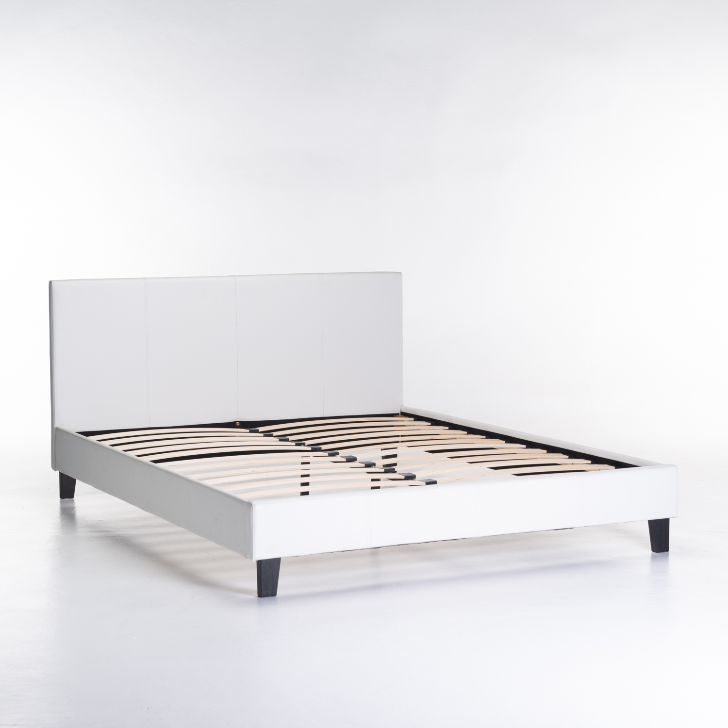 KIM LEATHER TOUCH BED