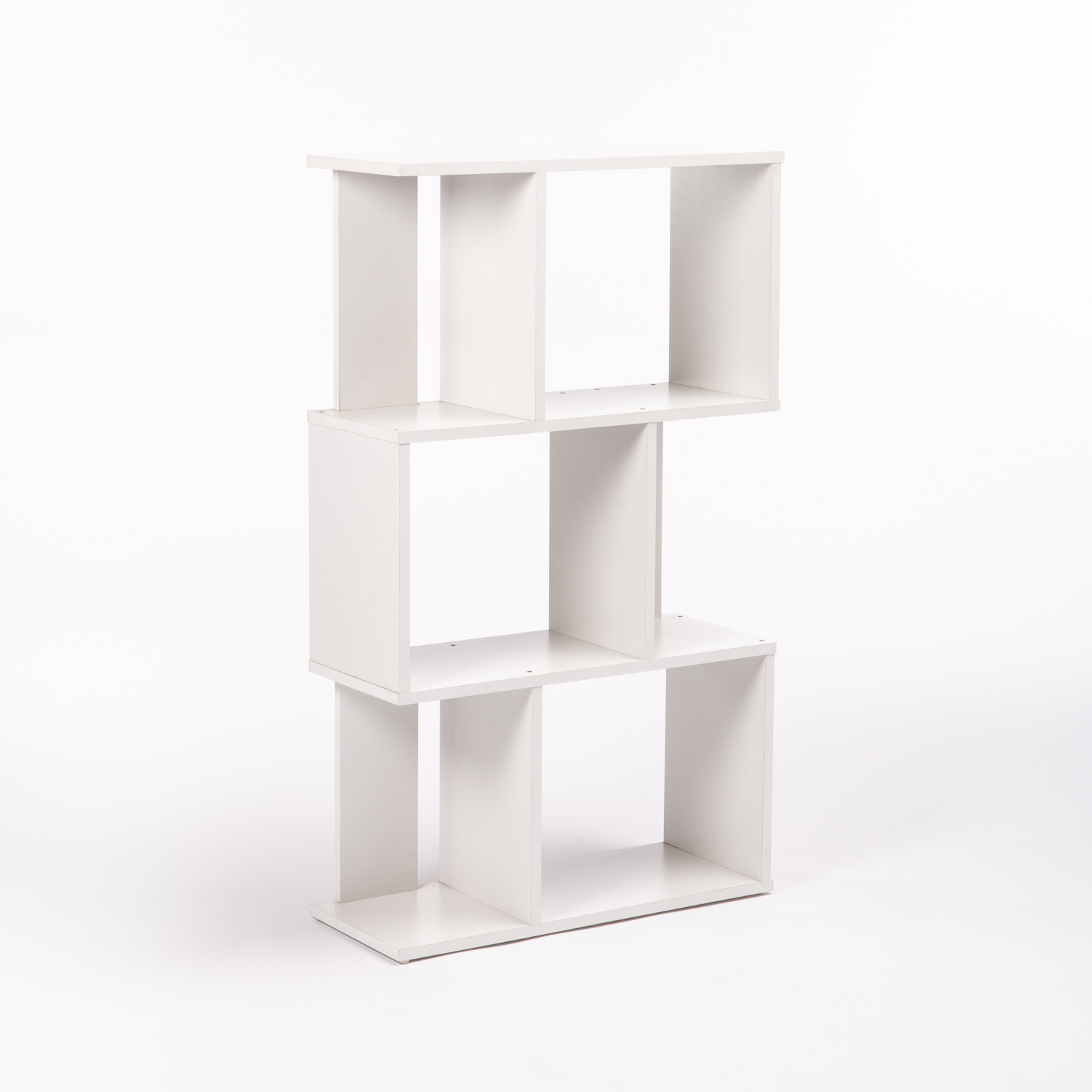 Air Modular 3 Shelf Unit - White