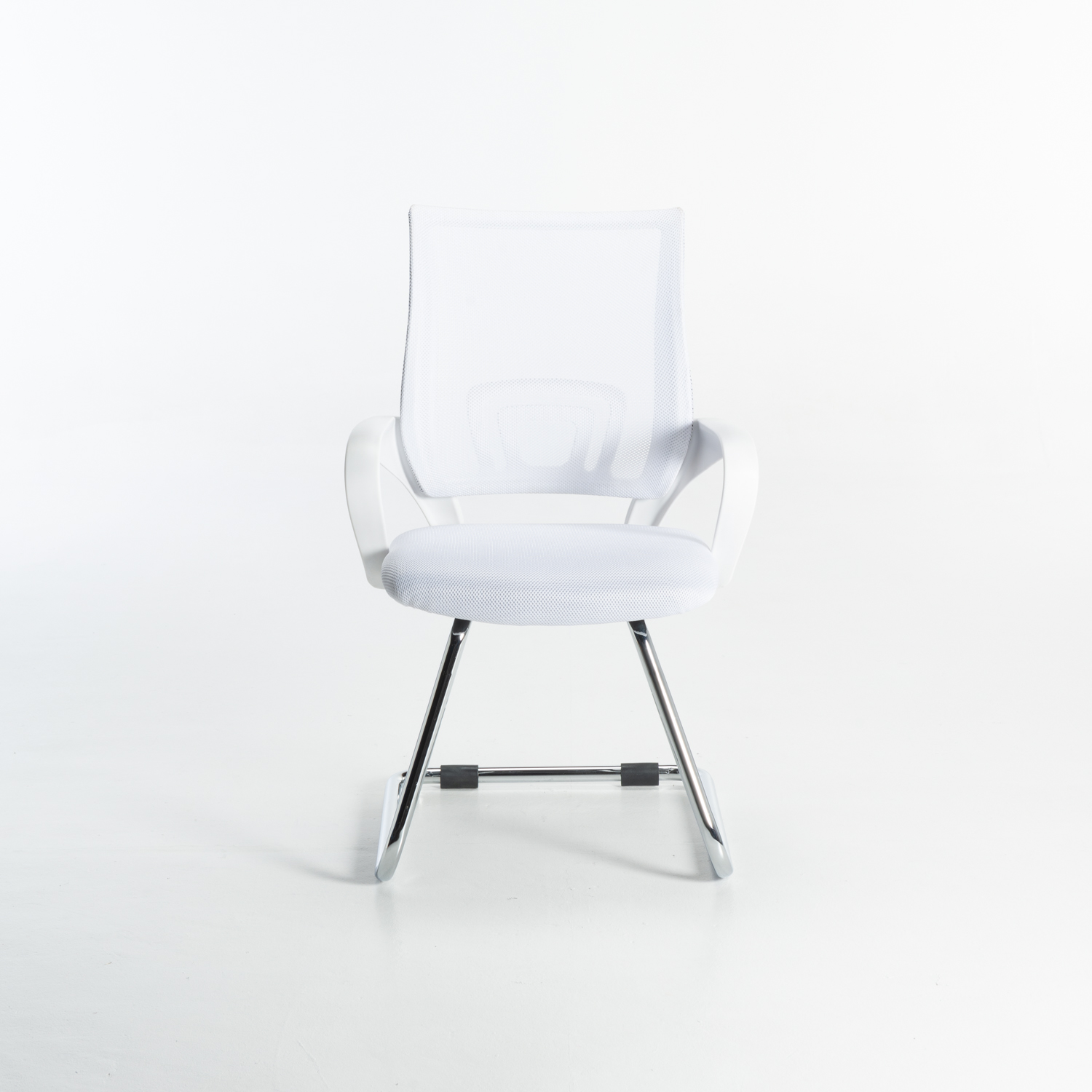 OF553 Visitor Chair White