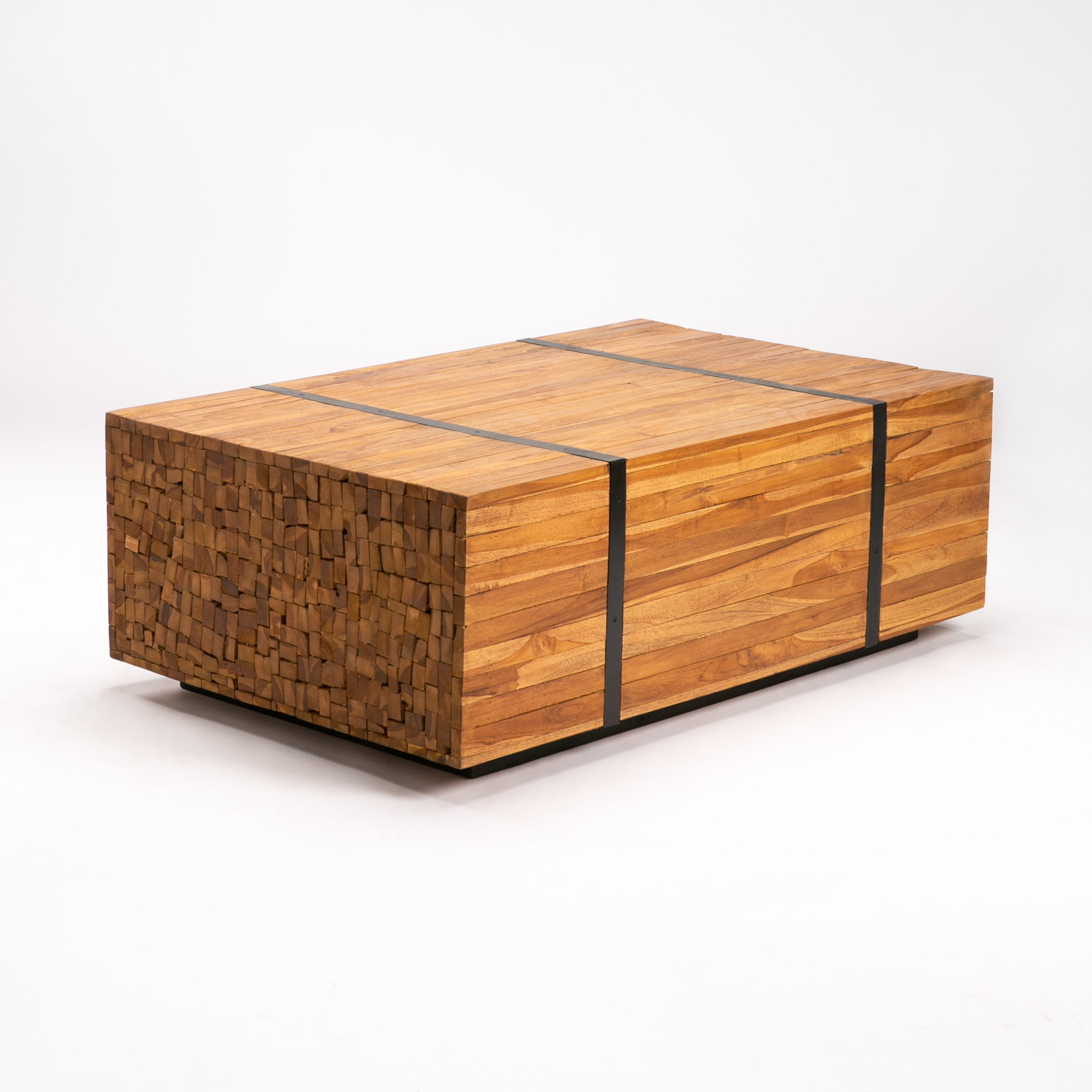 Nox 110x70cm Coffee Table - Natural