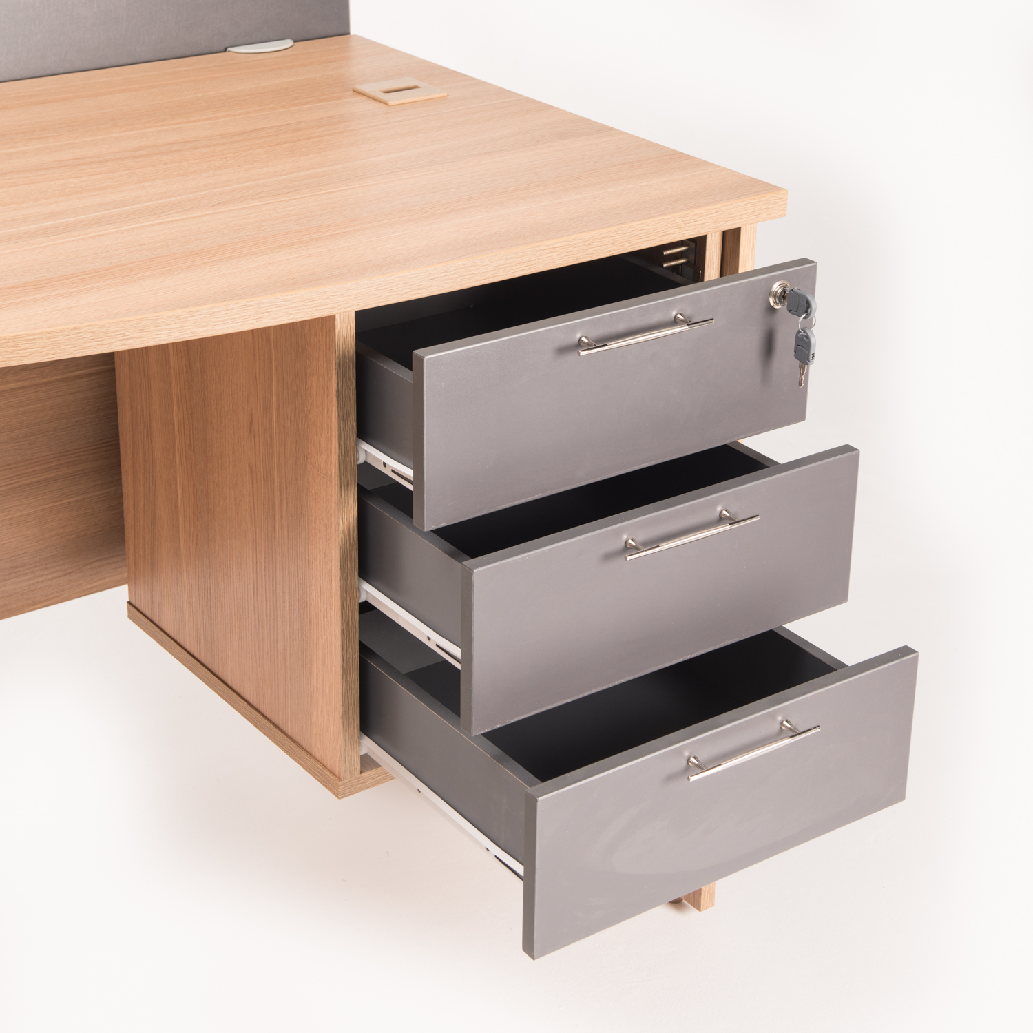 LEGO 3 DRAWER UNIT FOR DESKS