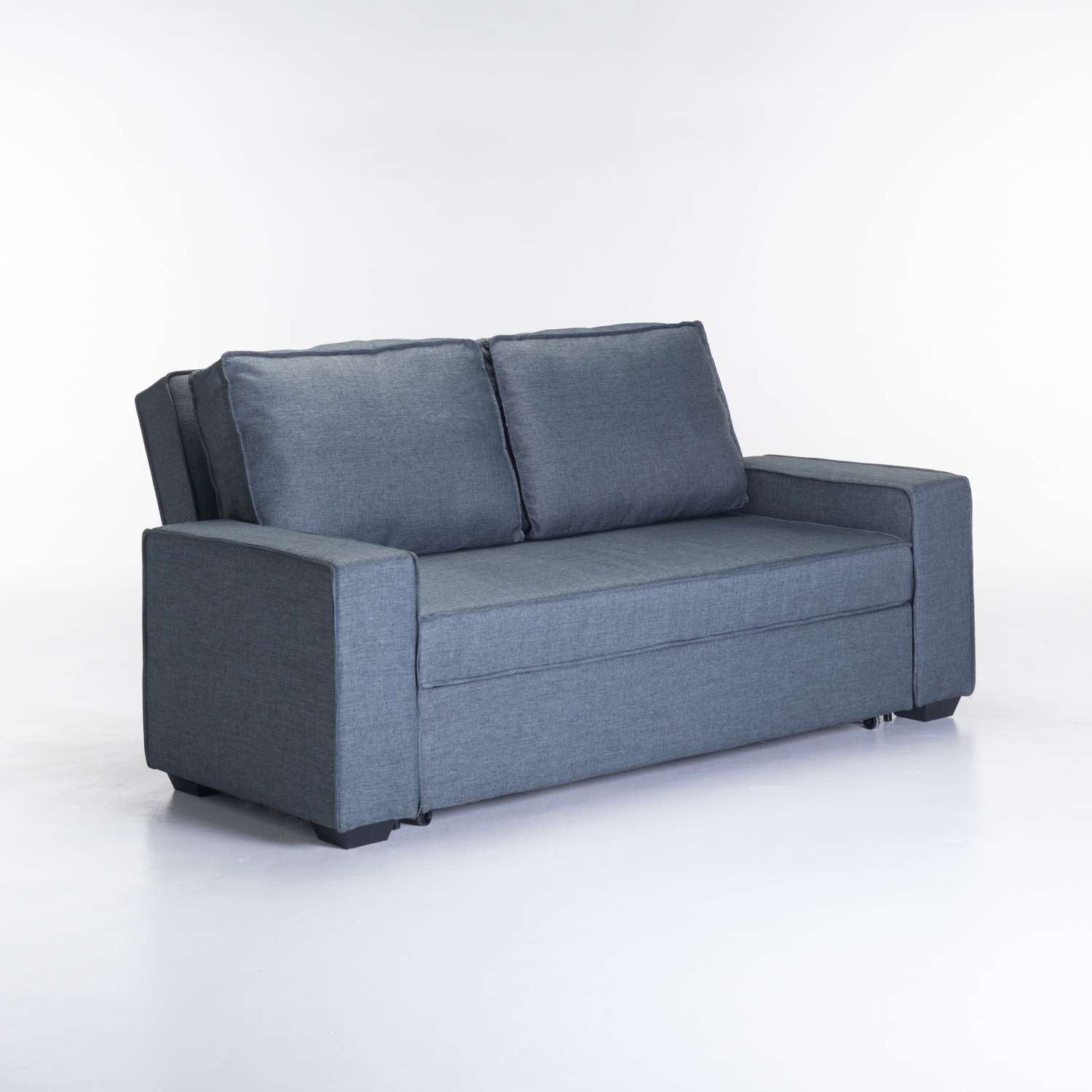 MAX FABRIC CONVERTIBLE COUCH