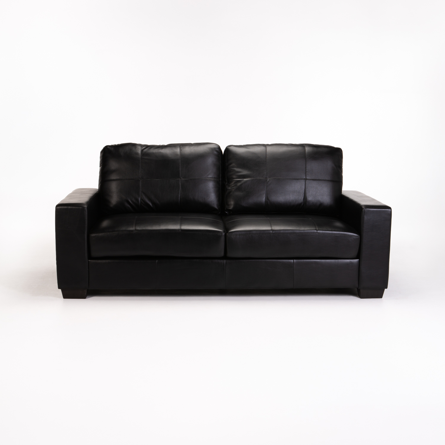 GINA LEATHER AIR 3 SEATER