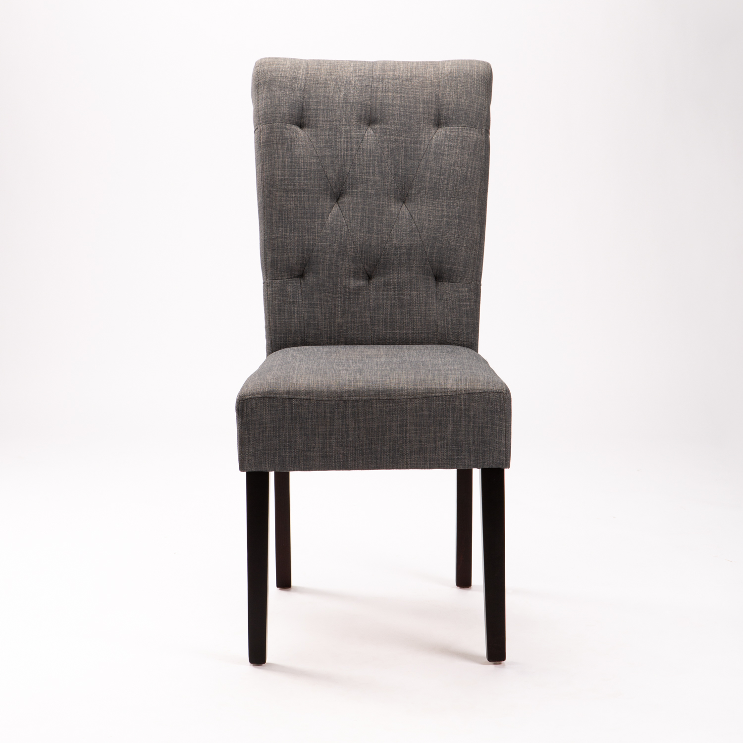 Decofurn Furniture Chesterfield Fabric Dining Chair