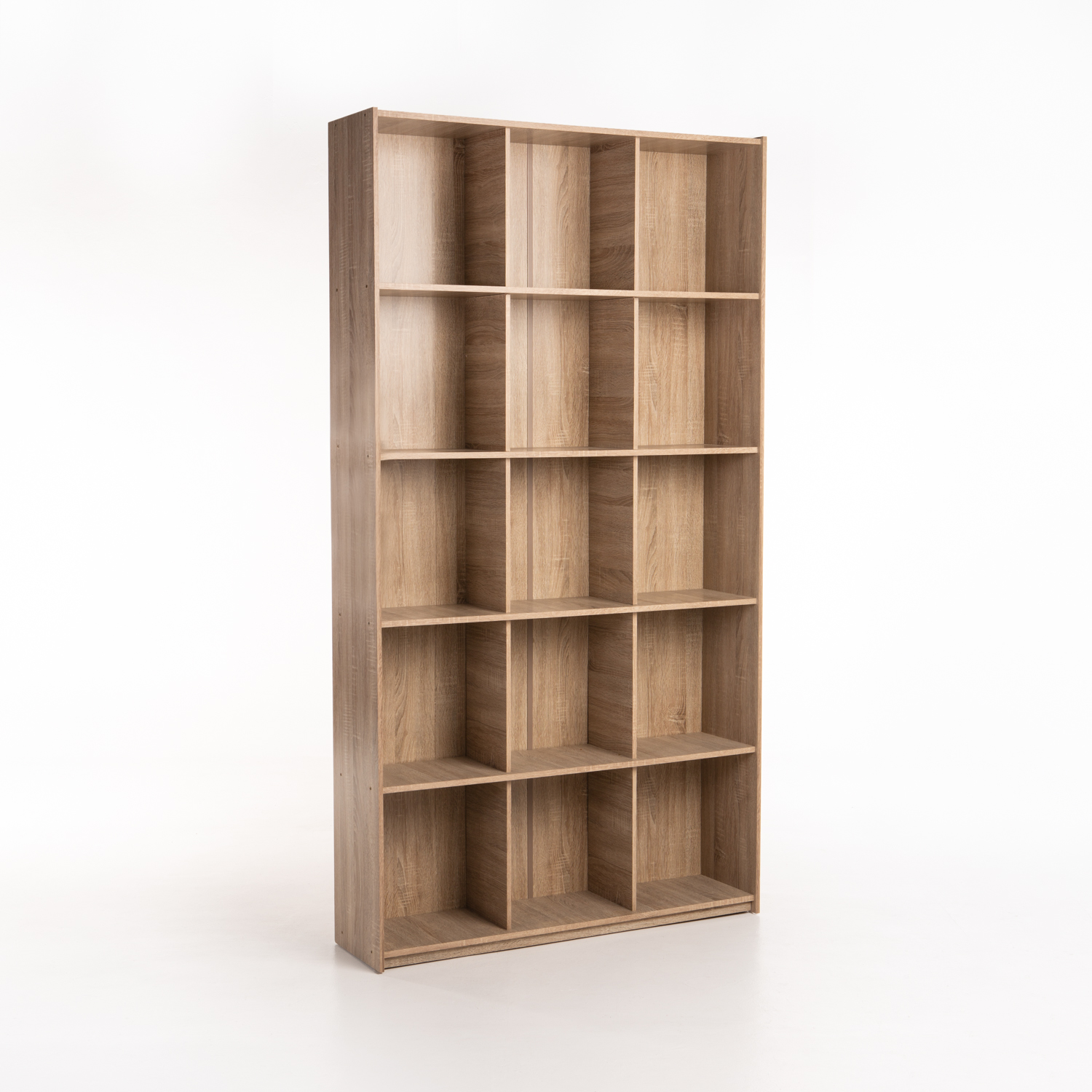 Echo Bookcase BC15 Light Oak