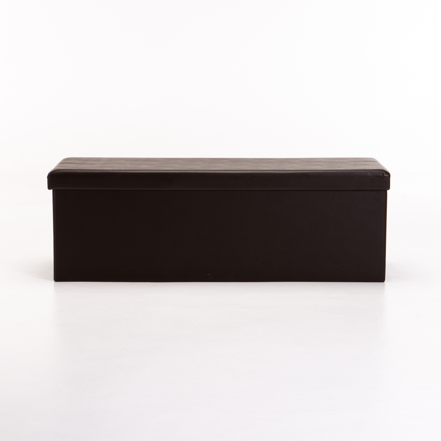 KIA LEATHER TOUCH TRIPLE OTTOMAN