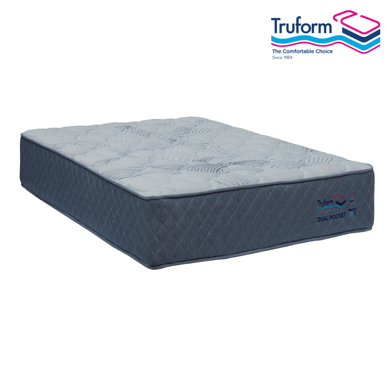 Dual Pocket Mattress King Std 152cm
