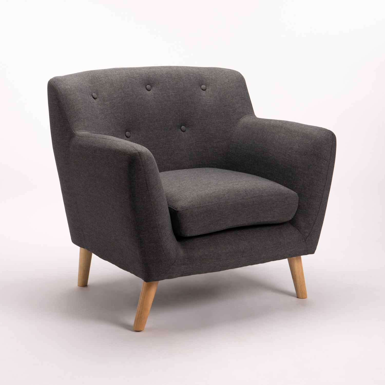 Decofurn Furniture Emma Fabric Armchair