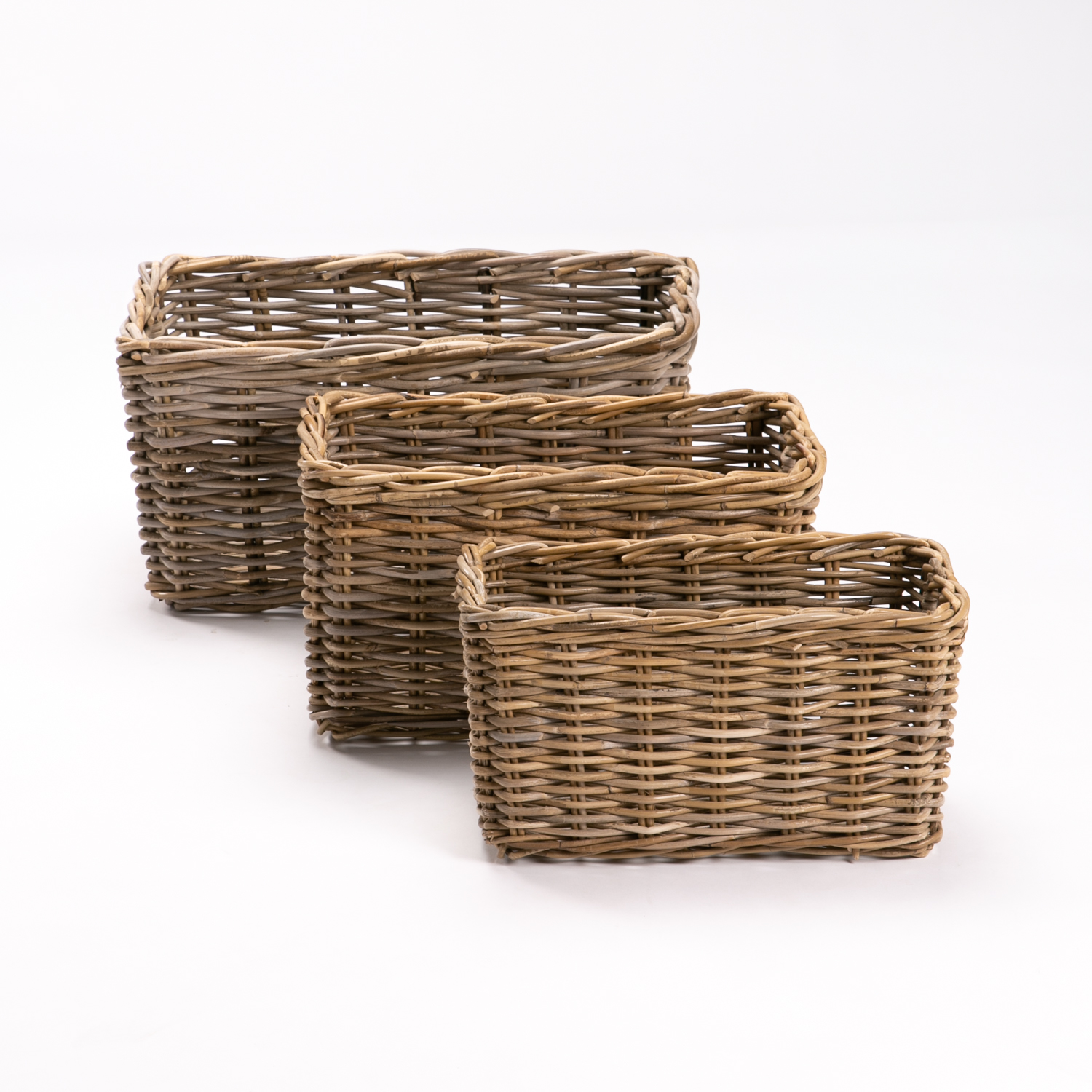 BASKETS SET OF 3