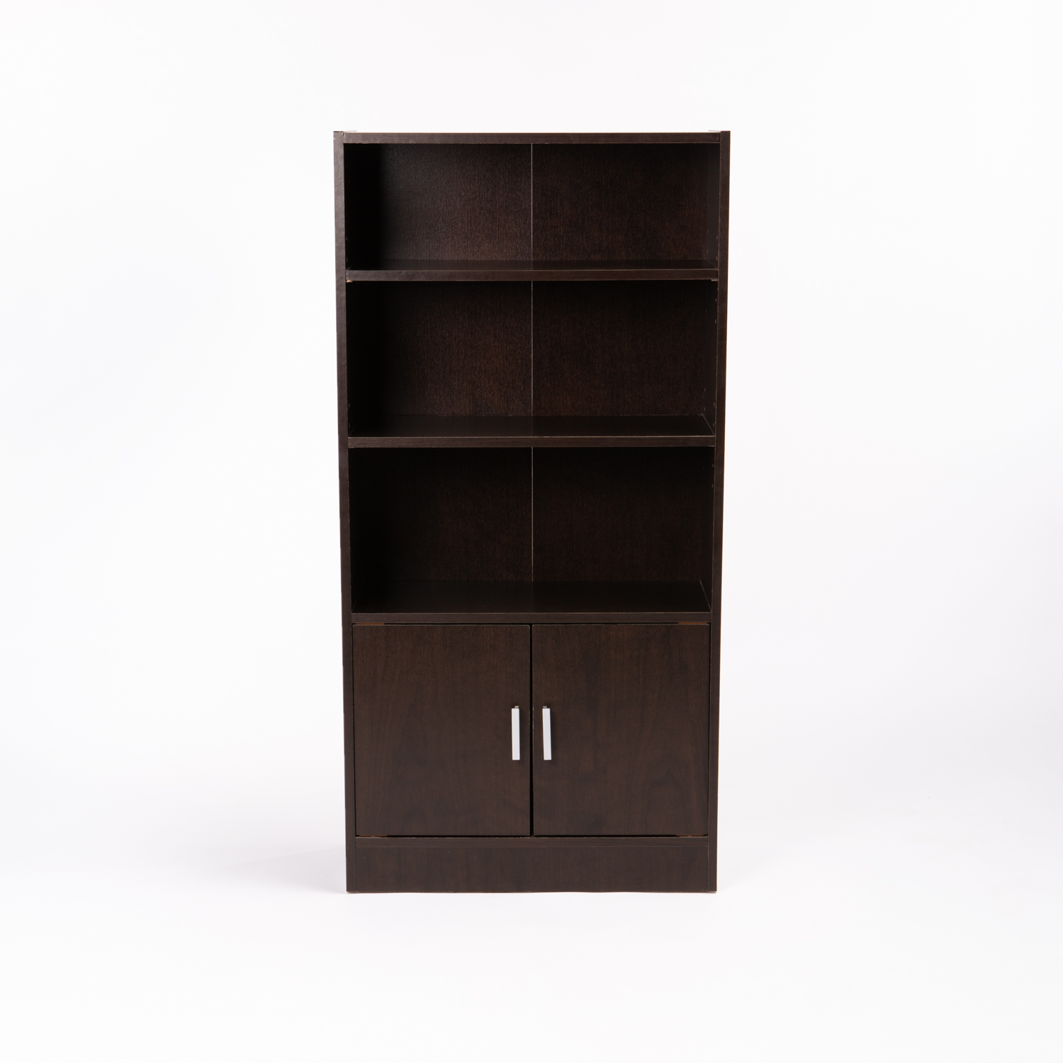 CYRUS 2 DOOR 3 SHELF BOOKCASE