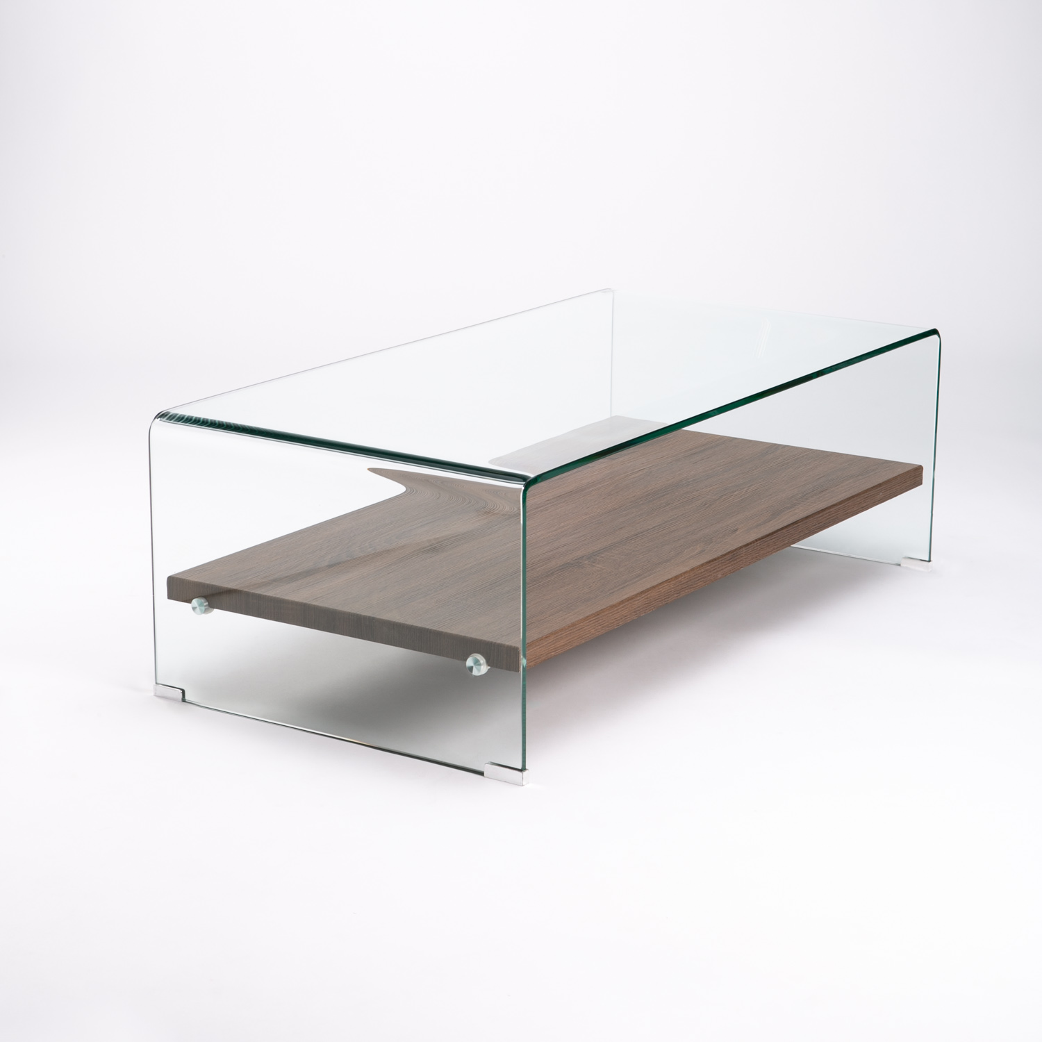 IVY 12MM TEMPERED GLASS COFFEE TABLE