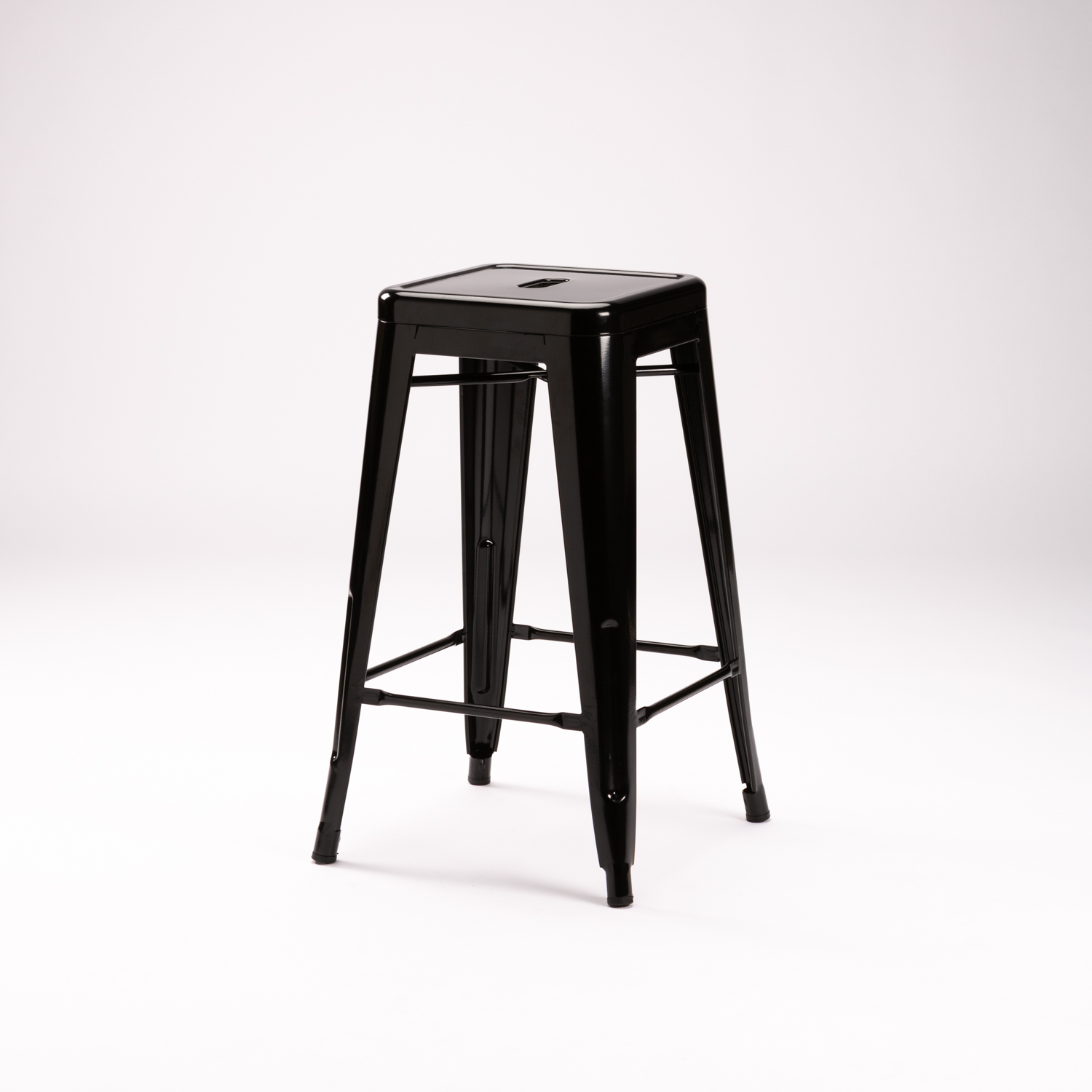 Decofurn Furniture Tolix Kitchen Stool
