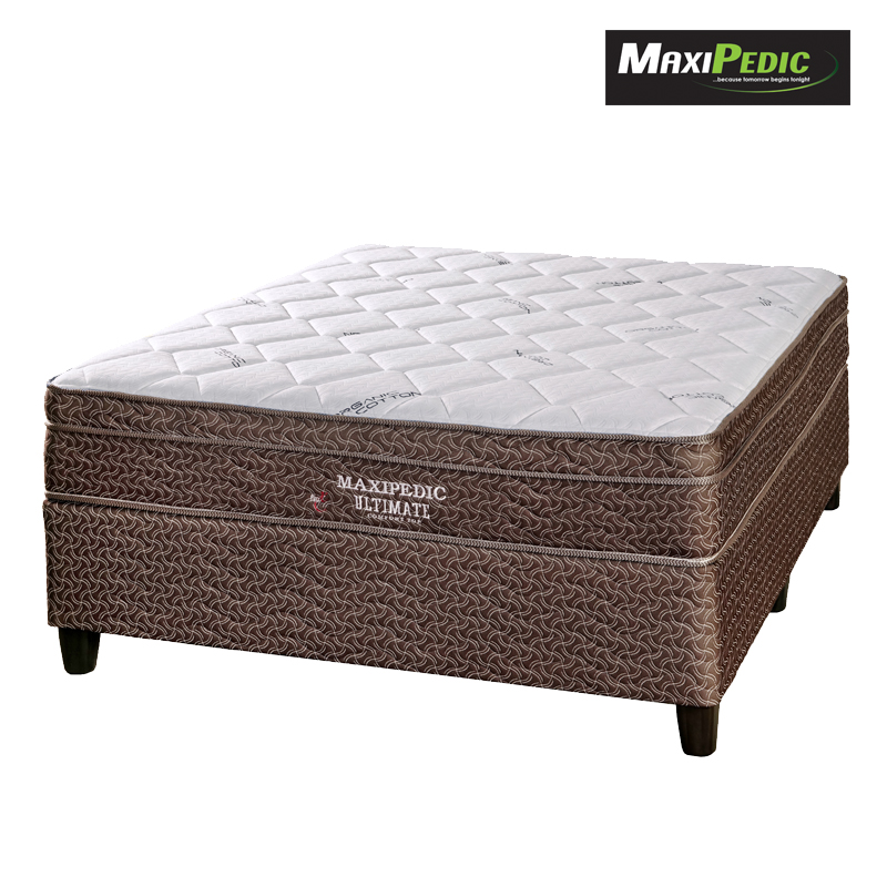 MAXIPEDIC ULTIMATE COMFORT TOP BASE SET