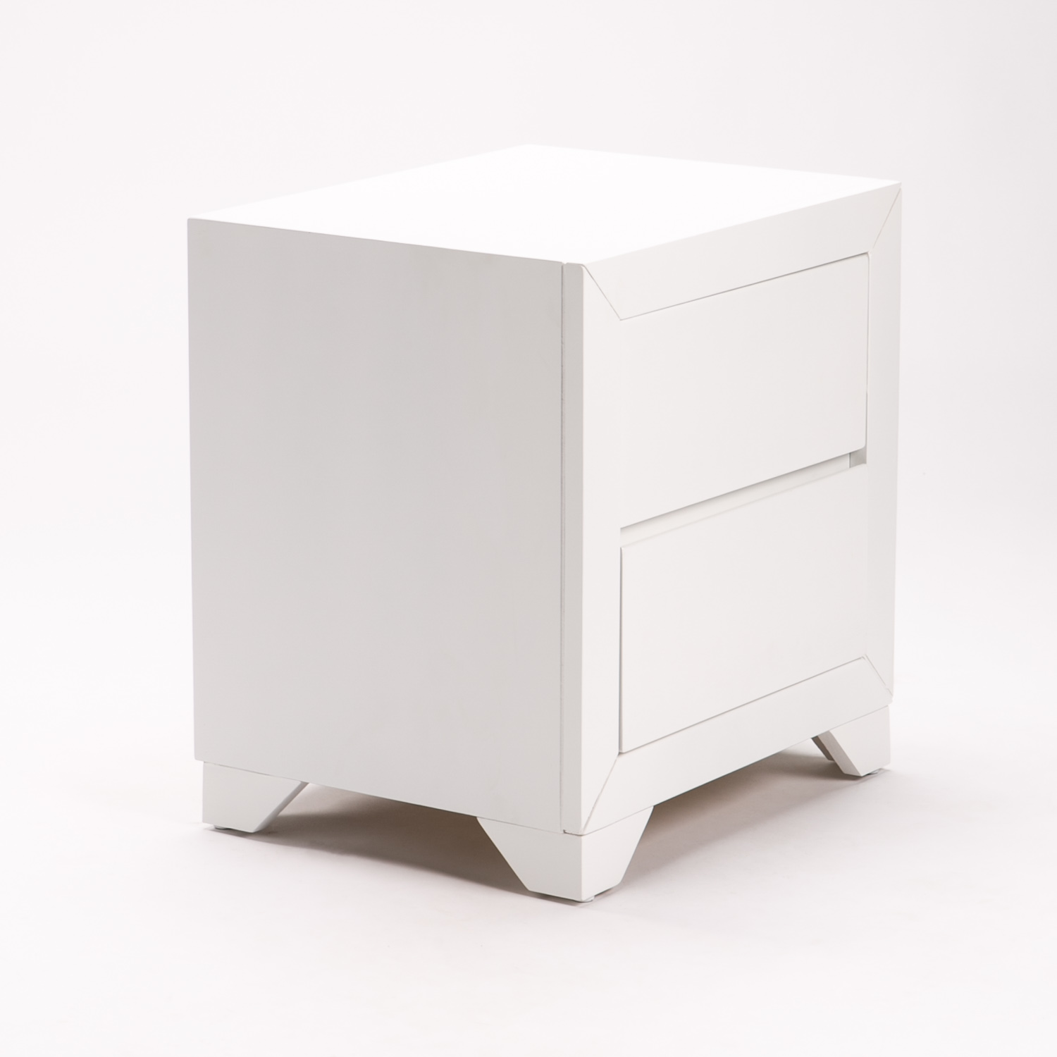 YORK 2 DRAWER PEDESTAL