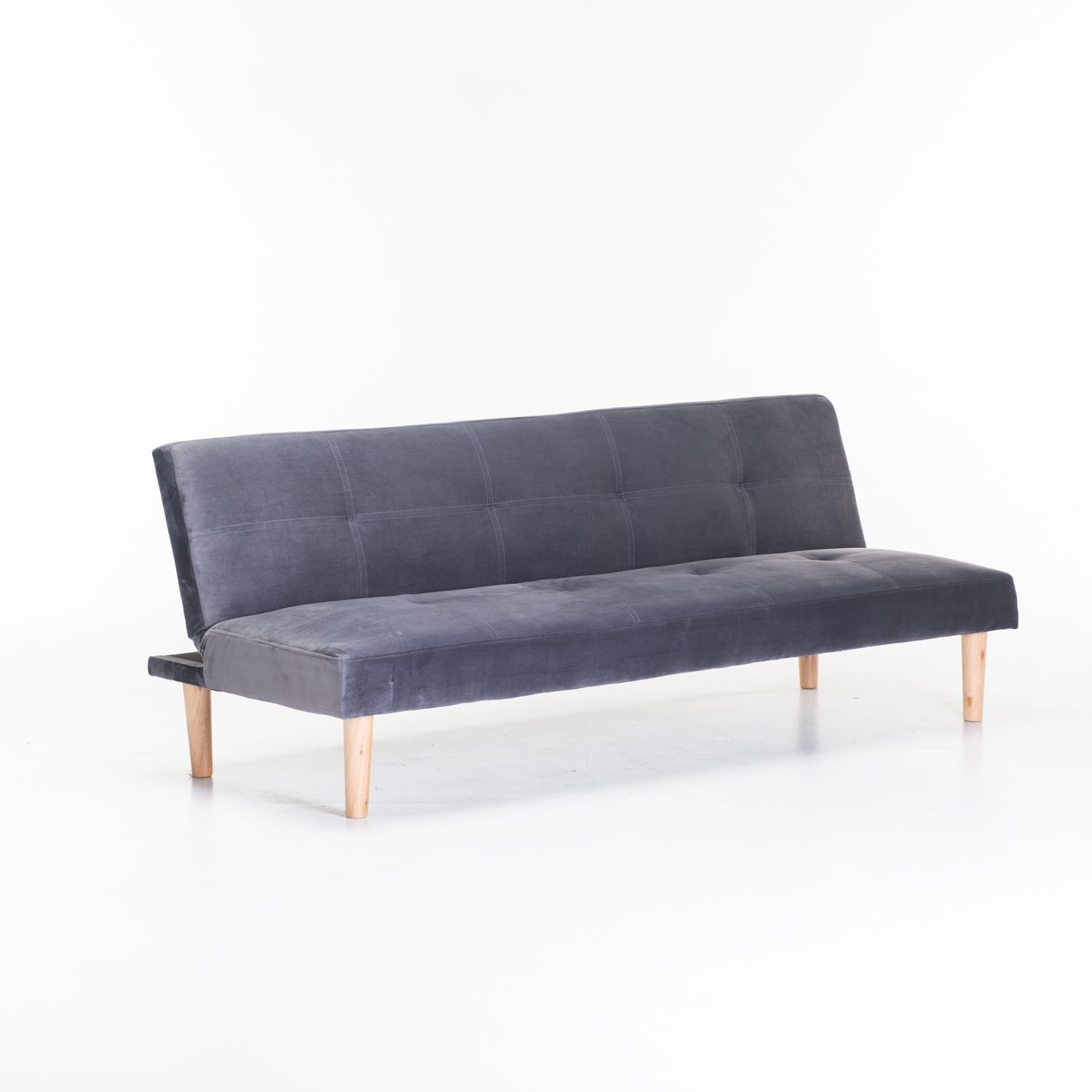 ALF VELVET SLEEPER COUCH