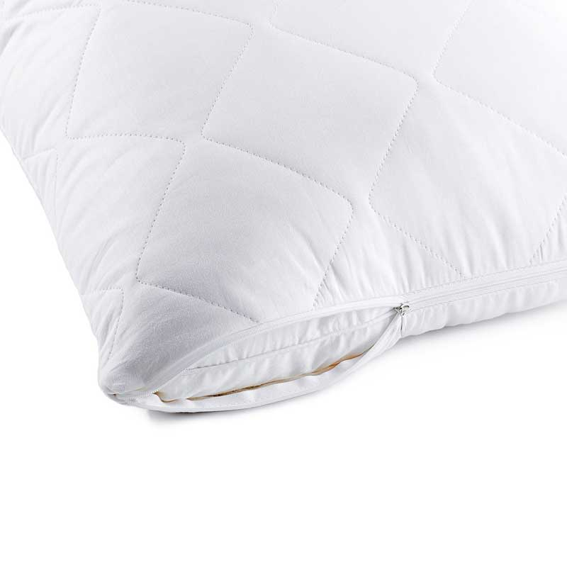 DECOLIN PILLOW PROTECTOR QUILTED