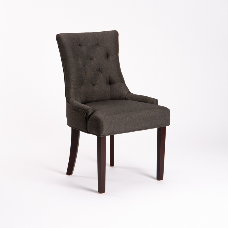 DIDIER FABRIC DINING CHAIR