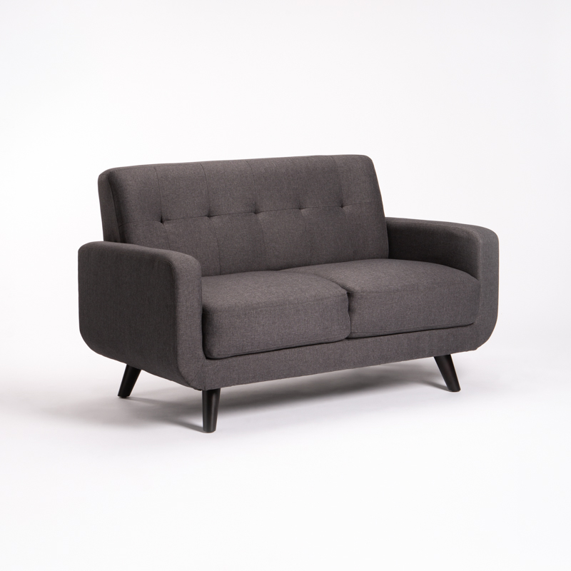 LUNA FABRIC 2 SEATER