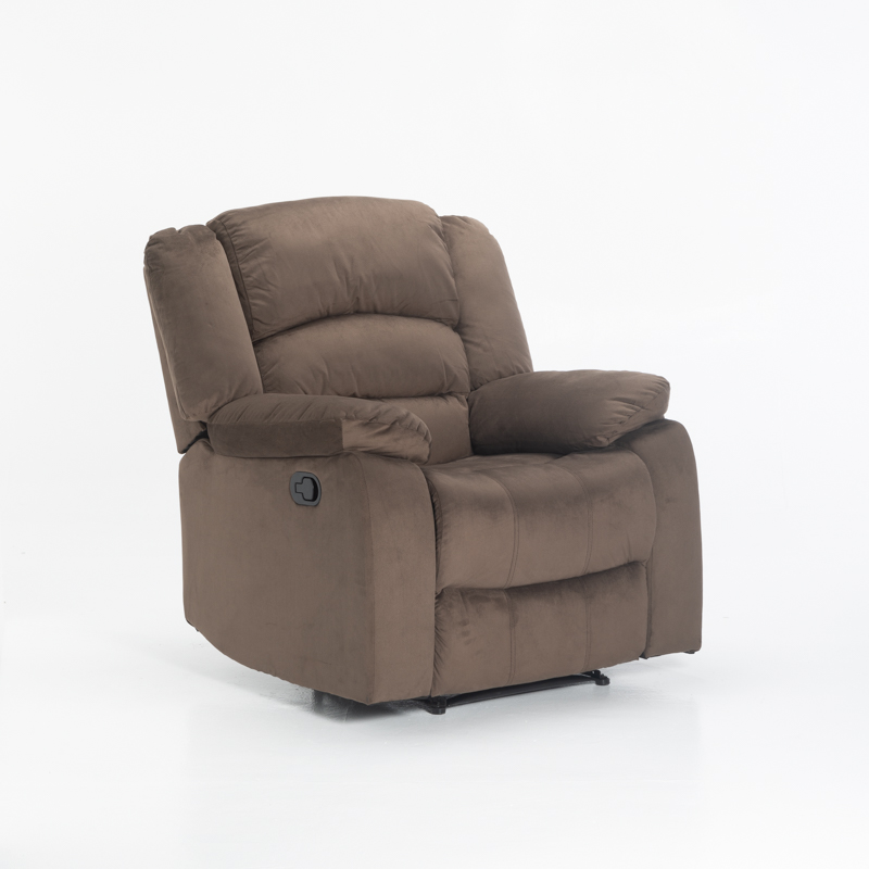 UZI FABRIC ARMCHAIR RECLINER