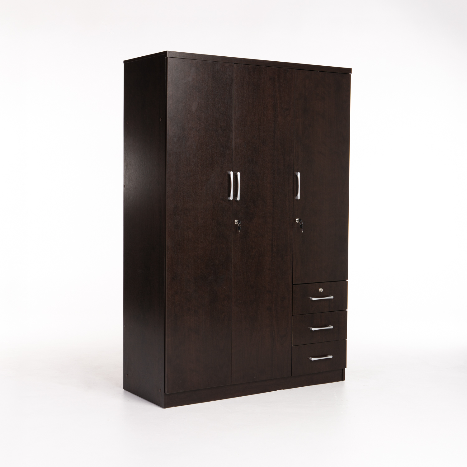 TITAN 3 DOOR 3 DRAWER DELUXE UNIT