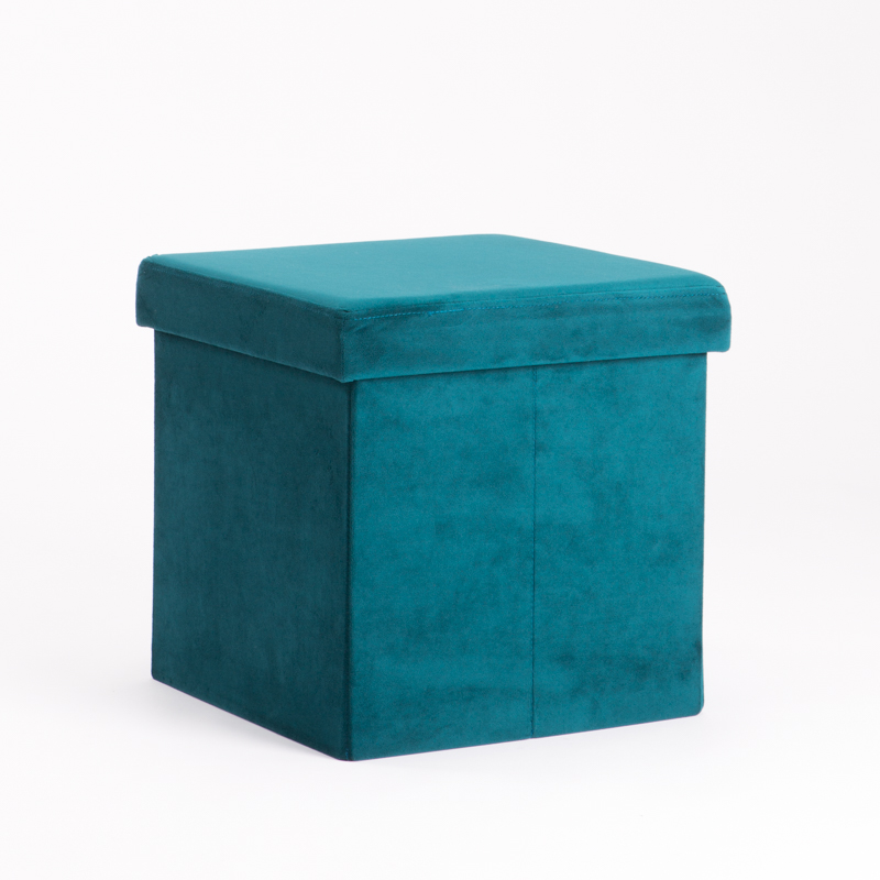 KIA VELVET SINGLE OTTOMAN
