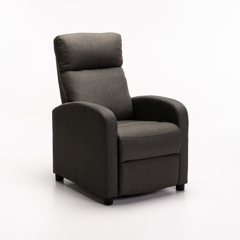 Ron Fabric Armchair Recliner