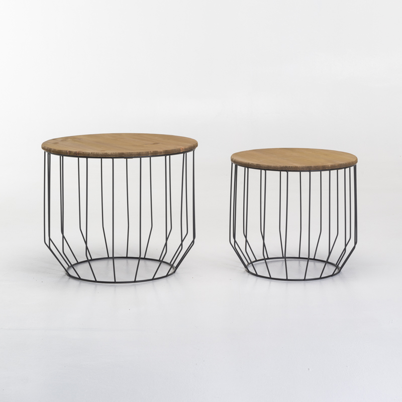HERA SET OF 2 TABLES