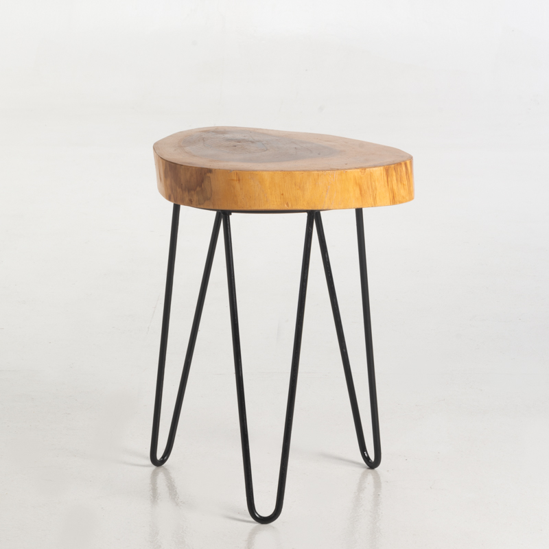 RINI 30cm SOLID WOOD TABLE