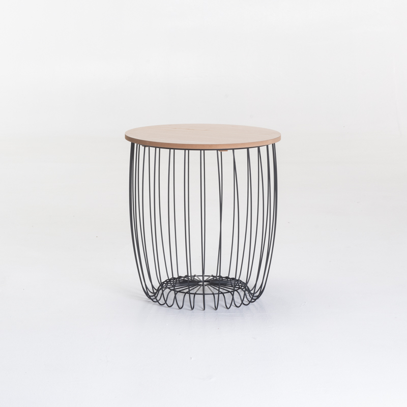 LIBRA 40cm ROUND SIDE TABLE