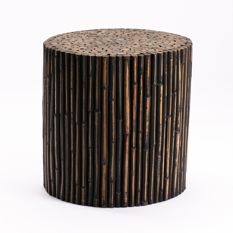 MAPLE 40cm ROUND SIDE TABLE