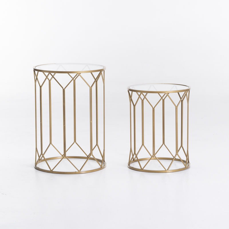 ICARUS SET OF 2 TABLES