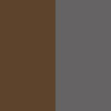 Walnut/Dark Grey