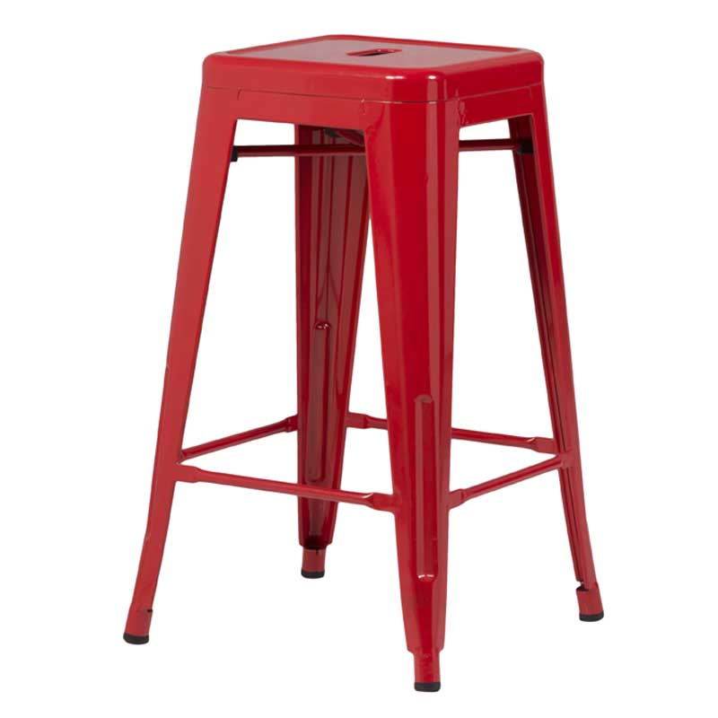 Tolix Kitchen Stool • Decofurn Factory Shop