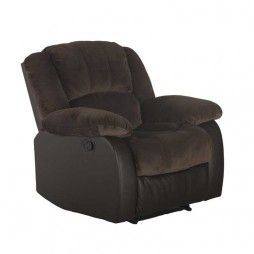 Blake Luxury Fabric Armchair Recliner