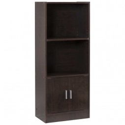 Cyrus-2-Door-2-Shelf-Bookcase-Wenge1