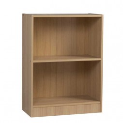Cyrus 2 Shelf Bookcase