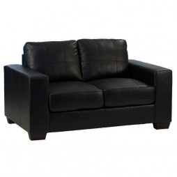 Gail Leather 2 Seater
