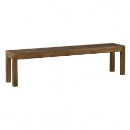 Hampton Luxury Teak Bench - 180cm