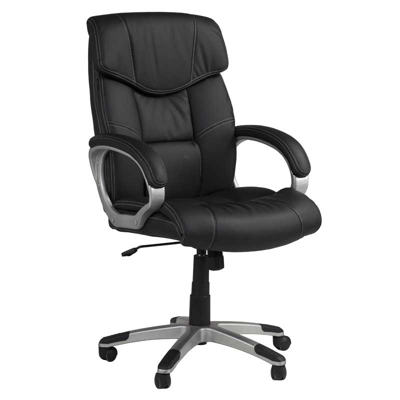 Luxury Office Furniture: Luxury Executive Highback Office Chair CM043 • Decofurn