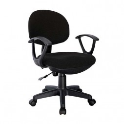 Office Chair with Arms C407
