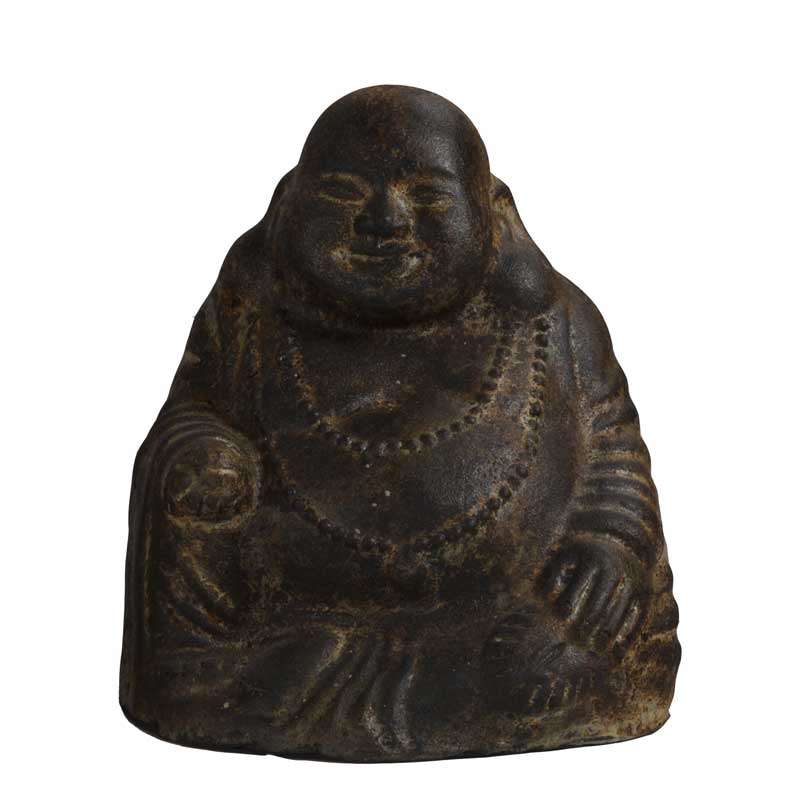 Sitting Budha with Necklace 2