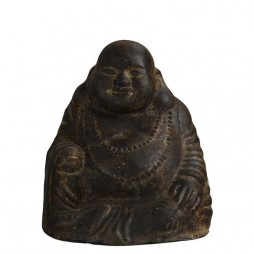 Sitting Budha with Necklace