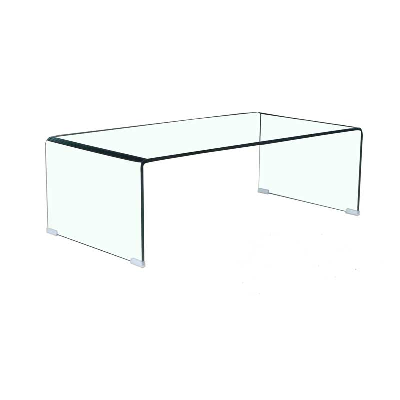 Ruby 12mm Tempered Glass Coffee Table - Ruby 12mm Tempered Glass Coffee Table • Decofurn Factory Shop