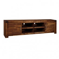 Arctic-210cm-TV-Plasma-Unit---Rustic-Brown