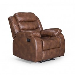 Zuko-Armchair-Recliner---Walnut