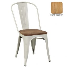 Tolix-Dining-Chair-with-wood---White