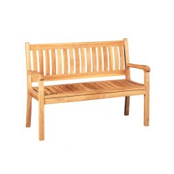 Beaufort-Teak-2-Seater-Bench-130cm
