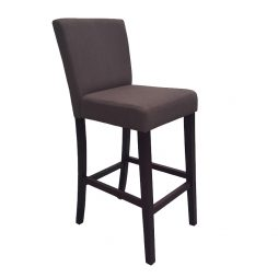 Tommy Barstool Coffee Brown